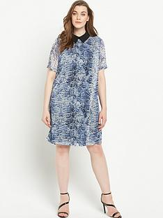 lovedrobe-printed-collar-shift-dress