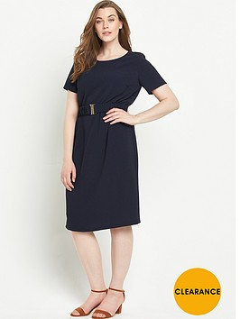 lovedrobe-belted-midi-dress-navynbsp
