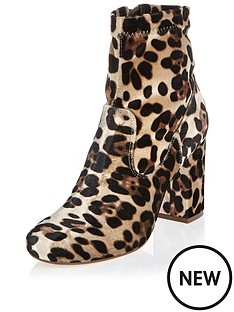 river-island-leopard-velvet-smart-ankle-boot