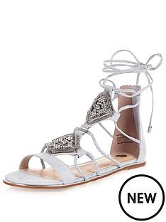 river-island-flat-embellished-ankle-tie-sandal