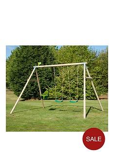 tp-triple-round-wood-swing-set