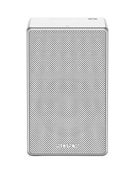 Sony SrsZr5 Wireless Multi Room Speaker With BluetoothWiFi White