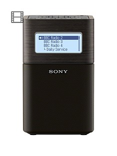 sony-xdr-v1btd-digital-radio-with-bluetooth-amp-nfcnbsp--black