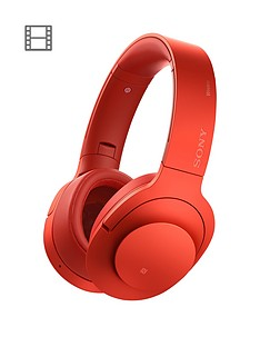 sony-mdr-100abn-hear-on-wireless-headphones-red
