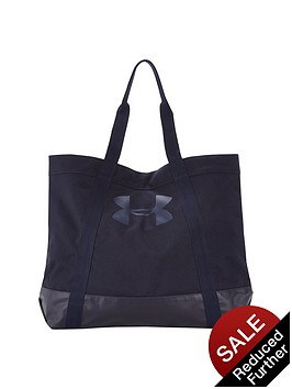 under-armour-favourite-logo-tote-navy