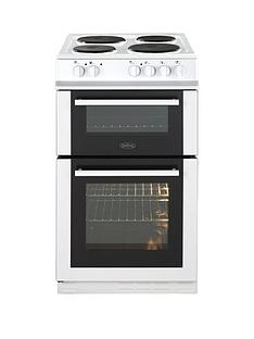 belling-fs50et-50cm-twin-cavity-electric-cooker-with-optional-connection-white