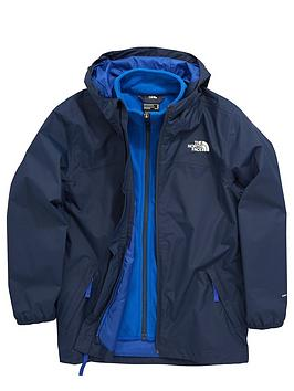 The North Face The North Face Older Boys Elden 3 In 1 Triclimate Jacket