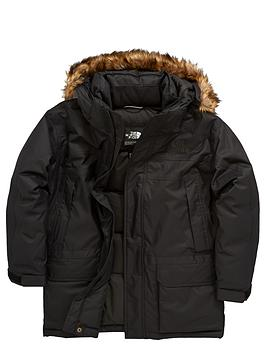 The North Face The North Face Older Boys Mcmurdo Down Parka