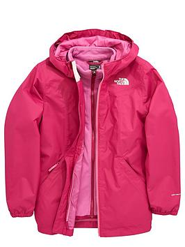 The North Face The North Face Older Girls Ellana 3 In 1 Triclimate Jacket