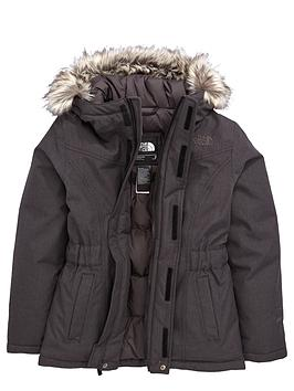 The North Face The North Face Older Girls Greenland Down Parka