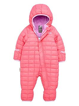The North Face The North Face Baby Girl Thermoball Bunting Suit