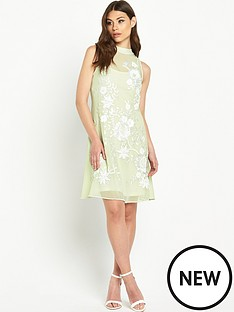 miss-selfridge-victoria-trapeze-dress