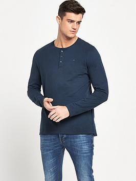 hilfiger-denim-long-sleeve-henley-t-shirt