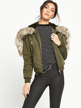 miss-selfridge-fur-collar-ma1-bomber