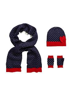 v-by-very-girls-spot-hat-scarf-and-fingerless-gloves-set-3-piece