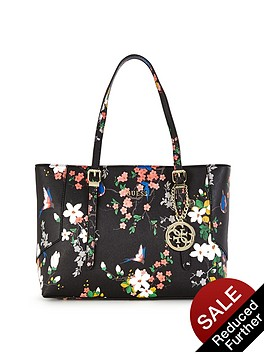 guess-isabeau-floral-tote-bag