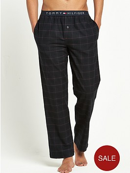 tommy-hilfiger-flannel-pant