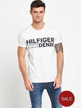 hilfiger-denim-large-logo-t-shirt