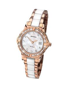 sekonda-mother-of-pearl-dial-white-amp-rose-coloured-strap-ladies-watch