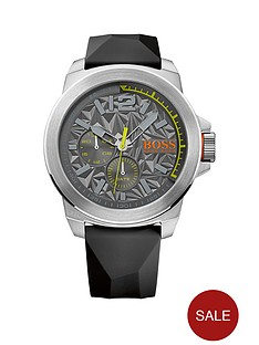 hugo-boss-hugo-boss-new-york-grey-textured-dial-grey-silicone-strap-mens-watch
