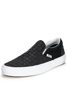 vans-classic-slip-on-suede-checkers