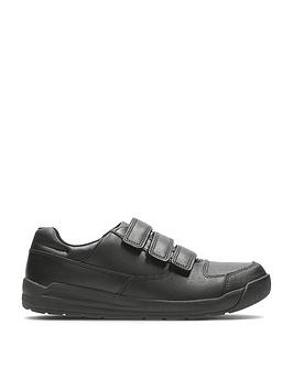 clarks-junior-boys-flare-litenbspstrap-school-shoesbr-br-width-sizes-available