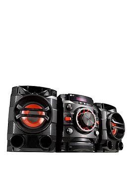 Lg Cm4360 230W XBoom Hifi With 5 Inch Woofers And Bluetooth