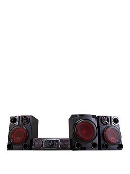 Lg Cm8460 Extreme Party Booster 2750W XBoom Hifi