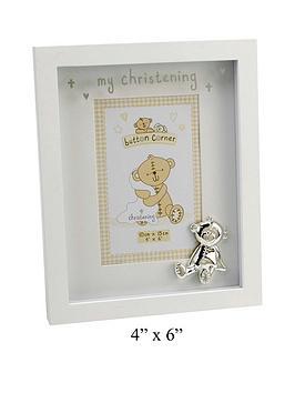button-corner-my-christening-photo-4x6-inch-photo-frame