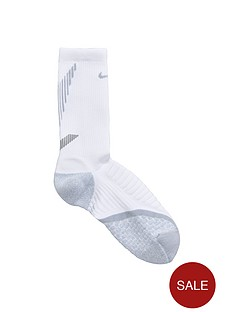 nike-elite-cushioned-crew-running-sock-white