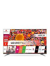 65UH75065 inch, 4K, Ultra HD,HDR, Pro Smart LED TV with Magic Remote and Ultra Slim Design - Black