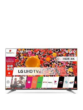 Lg 43Uh750 43 Inch 4K Ultra Hd Hdr Pro Smart Led Tv With Magic Remote And Ultra Slim Design  Black