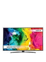 49UH661V 49 inch HDR PRO Ultra HD TV with Magic Remote