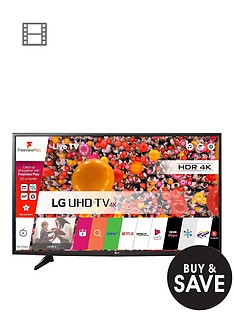 lg-49uh610vnbsp49-inch-4k-ultra-hd-smart-led-tv-with-ultra-slim-design