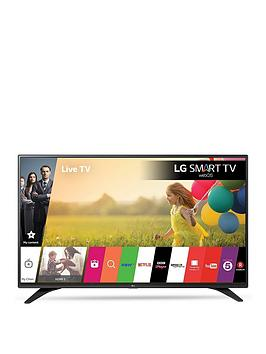 Lg 49Lh604V 49 Inch Full Hd Smart Led Tv With True Black Panel And Metallic Design