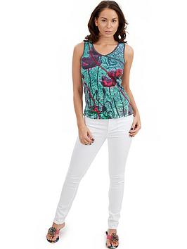 joe-browns-charming-floral-vest-top