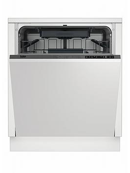 beko-din28320-13-place-integrated-dishwasher-with-optional-connection-white