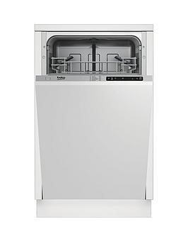 beko-dis15010-10-place-slimline-built-in-dishwasher-with-optional-connection