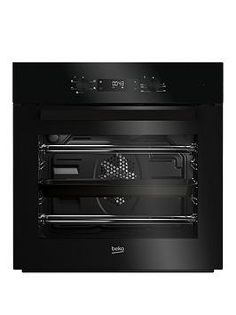 beko-bif22300b-built-in-electric-single-oven-black