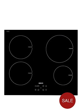 beko-hii644001t-60cm-built-in-touch-control-induction-hob-with-connection-black