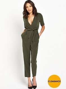french-connection-trooper-tencel-jumpsuitnbsp