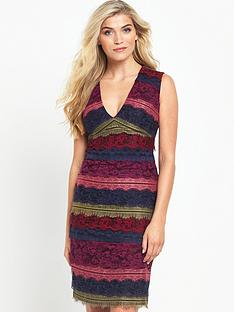 french-connection-dallawaynbspstripe-dress