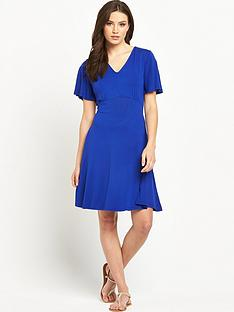 v-by-very-angel-sleeve-tie-back-jersey-dress
