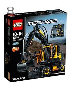 lego-technic-42053-volvo-ew160enbsp
