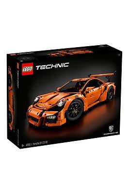 Lego Technic Porsche 911 Gte Rs Sports Car 42056