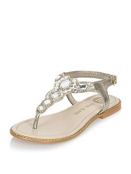 river-island-girls-embellished-sandals