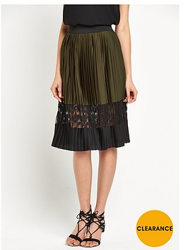 river-island-pleat-lace-insert-midi-skirt