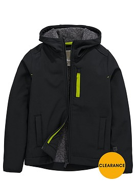 bench-boys-hooded-tech-jacket