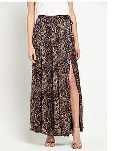 v-by-very-paisley-print-satin-maxi-skirt