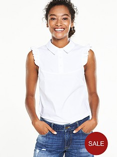 v-by-very-sleeveless-cotton-shirtnbsp
